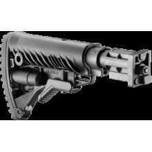 Приклад телескопический с амортизатором для VZ-58 SBT-V58 FK