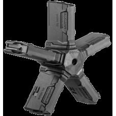 Комплект из пяти сменных магазинов Ultimag 10R Pentagon PMC KIT