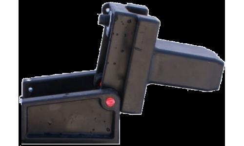 Муфта соединяющая базу и вертикальную направляющую
