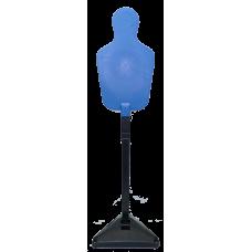 Комплект падающих самозатягивающихся мишеней (стойка, опора, крепление, 2 цели)