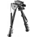 Адаптер для сошек вращающийся алюминиевый M4-BHA