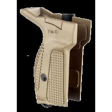 Рукоятка для пистолета Макарова (бежевая) для правши