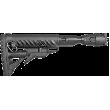 Приклад телескопический складной с амортизатором для VZ.58