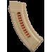 Полимерный магазин на 30 патронов 7.62х39 для АК ULTIMAG AK 30R