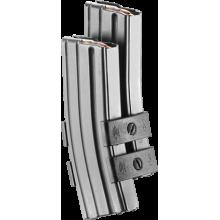Полимерный подсумок/ соединитель для двух магазинов М4 TZ-2