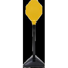 Комплект неподвижных самозатягивающихся мишеней (стойка, опора, 2 цели)