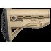 Обрезиненный снайперский затыльник ARP