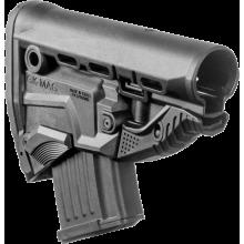 Полимерный приклад GK-MAG с магазином АК на 10 патронов