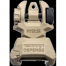 Дополнительный задний прицел (целик) RBS