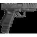 Накладка на затворную раму Glock 19 Tactic Skin 19