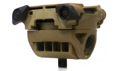 Адаптер для сошек вращающийся полимерный H-POD